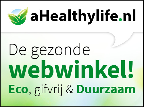 De aHealthylife webwinkel