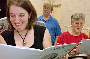 Heilzaam effect van zingen in een koor